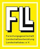 Forschungsgesellschaft Landschaftsentwicklung Landschaftsbau e. V. (FLL) Logo
