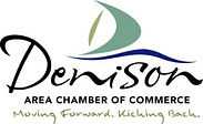 Support provided by the Denison Area Chamber of Commerce and Tourism