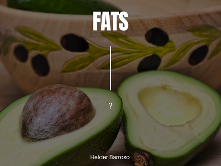 The Basics Of Fats