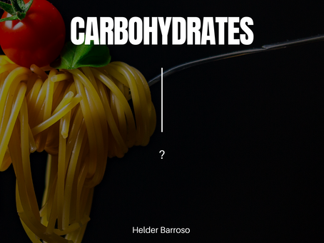 The Basics Of Carbohydrates