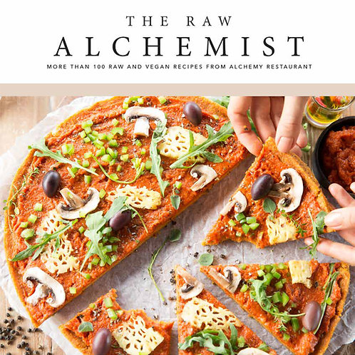 E-BOOK - THE RAW ALCHEMIST