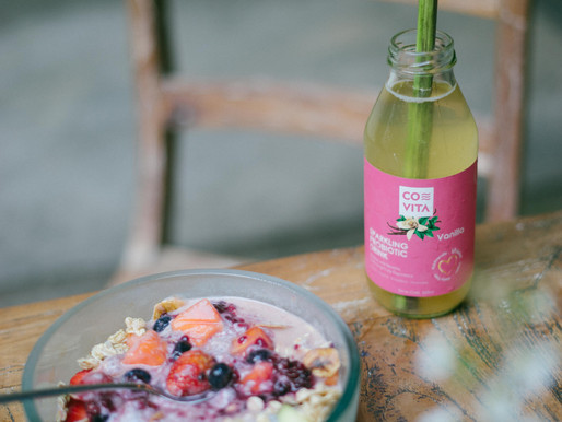 Do Sparkling Probiotic Drinks really boost your digestive system, emotional state, treat Bali Belly?
