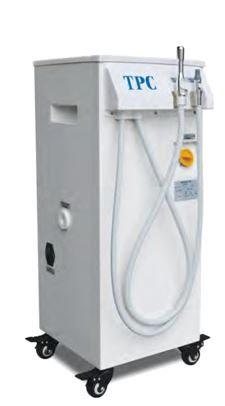 Mobile Vacuum System