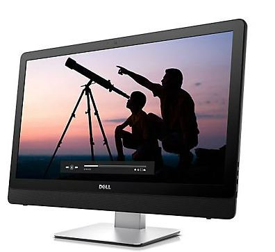 "Dell i5 AIO 24"" Touch Screen All in One Computer"