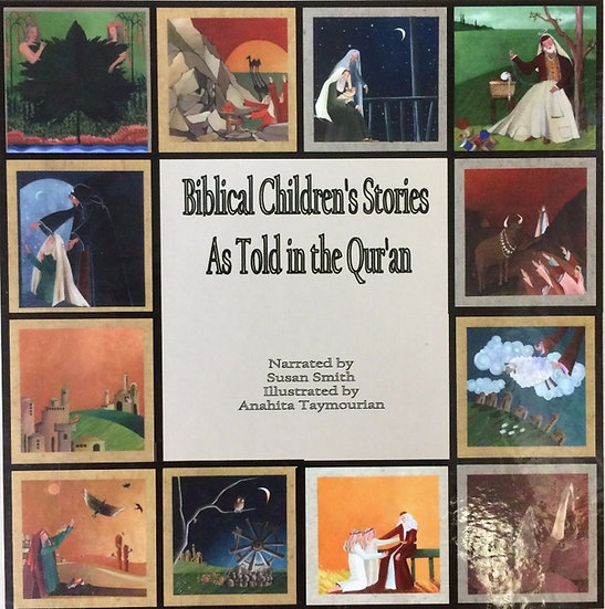Biblical Children's Stories - Hardcover