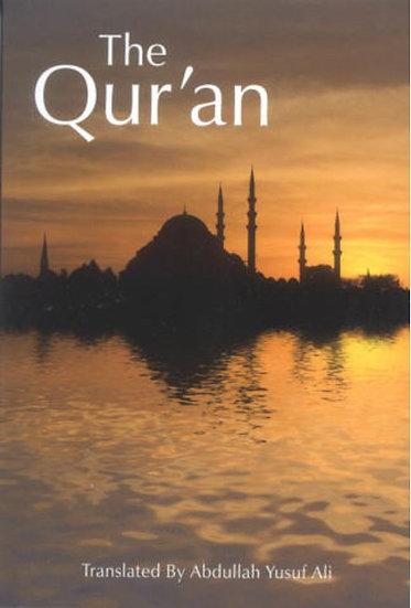 Abdullah Yusuf Ali Translation - Regular - Paperback
