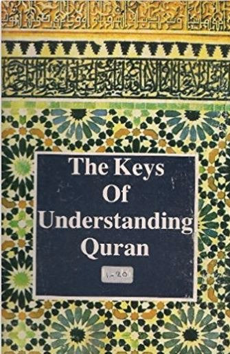 The Keys of Understanding Quran