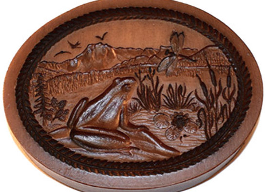Summer Springerle Cookie Mold  by House on the Hill M5712