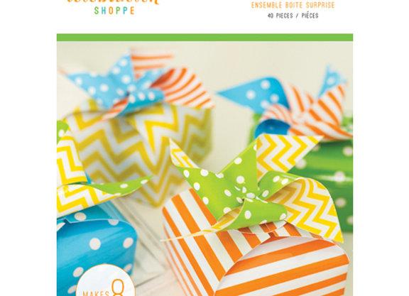 Celebrations Party Favor Box Kit