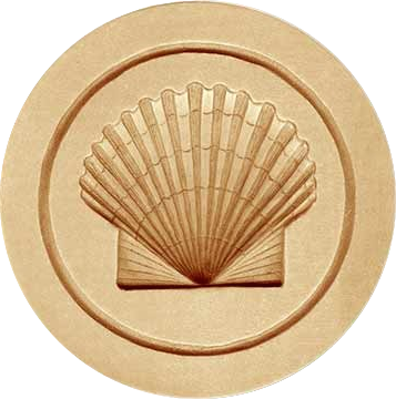 scallop seashell shell springerle cookie