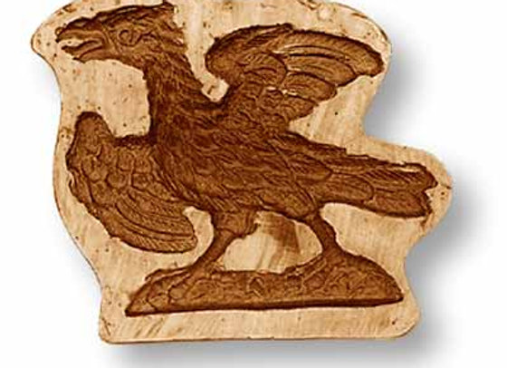 "Adler (German ""Eagle"") springerle cookie mold by Anise Paradise 3536"