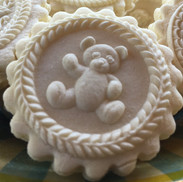 6555 teddy bear liebe baroque star sprin