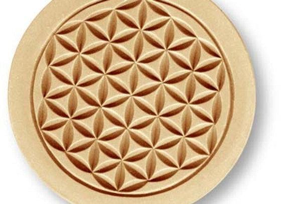 Cornucopia Pattern Ornament springerle cookie mold by Anis-Paradies 6390