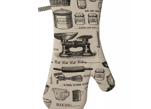 Bakers Joy Oven Mitt by Ulster Weavers