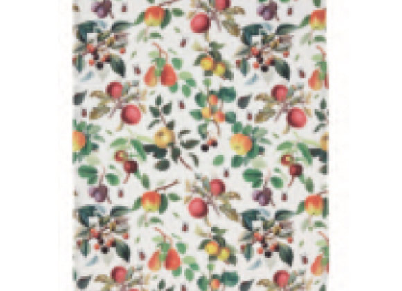 022FTS Fruit Cotton Tea Towel By Ulster Weavers