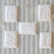 gingerhaus springerle cookie ornaments