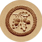 acorn springerle cookie mold anis paradi