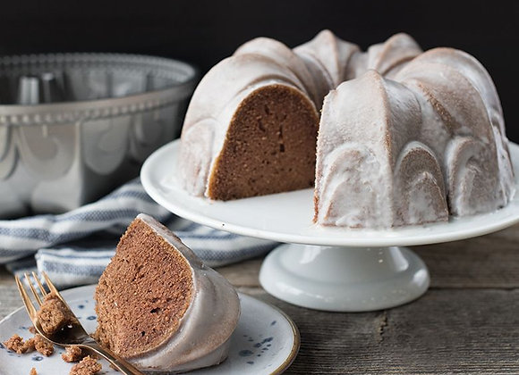 NW53248 Nordic Ware Fleur de Lis Bundt Cake Pan