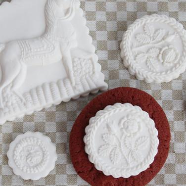 springerle cookie molds kentucky derby 6