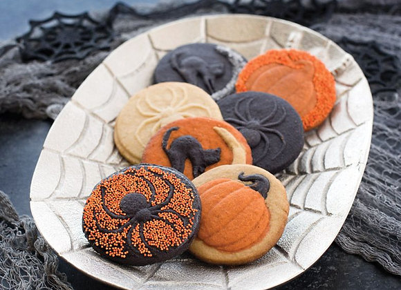 Halloween Cookie Stamps by Nordic Ware NW1260