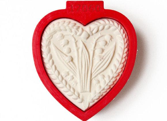 C - 17060 Heart cookie cutter by Gingerhaus