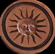 sun springerle cookie molds house on the