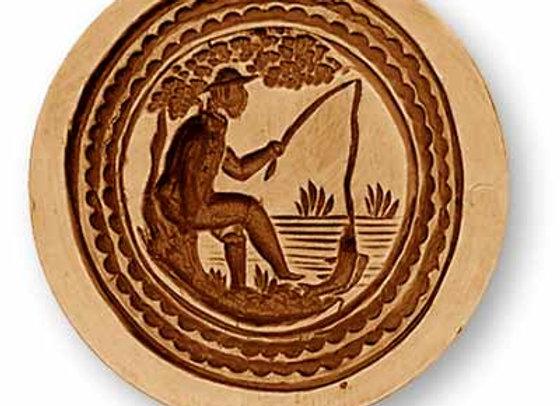 AP 7386 Fisherman springerle cookie mold by Anis-Paradies