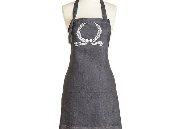 Classic Linen Chef Apron by Jessie Steele