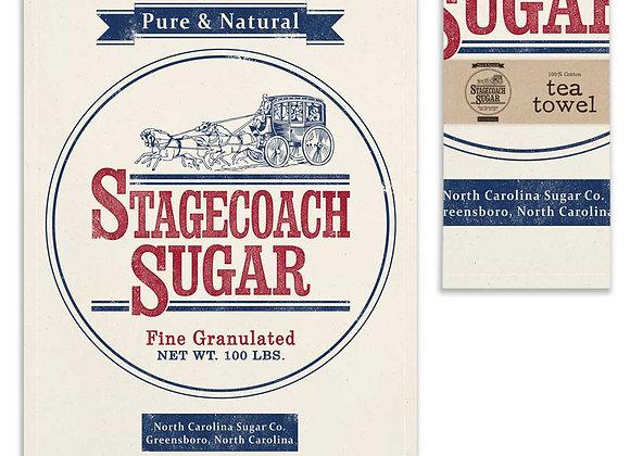 Sugar Sack Cotton Tea Towel TTSUGAR