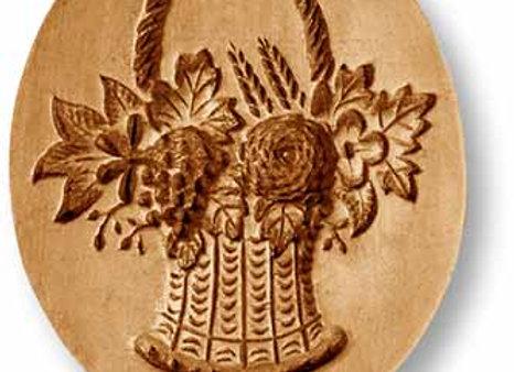 AP 2300 Flower Basket springerle cookie mold by Anis-Paradies