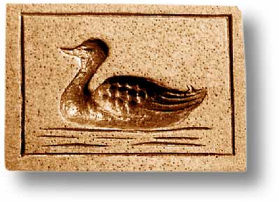 Duck springerle cookie mold by Anis Paradies 3532