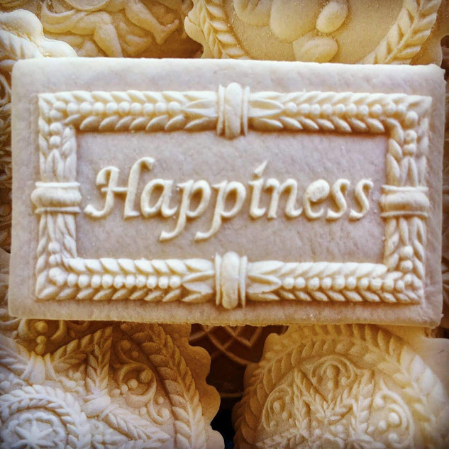 6622 happiness springerle cookie mold an