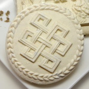 celtic knots cookie springerle mold anis
