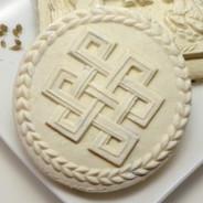 celtic knots cookie springerle mold