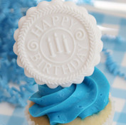 springerle cookie mold birthday 6205_edi