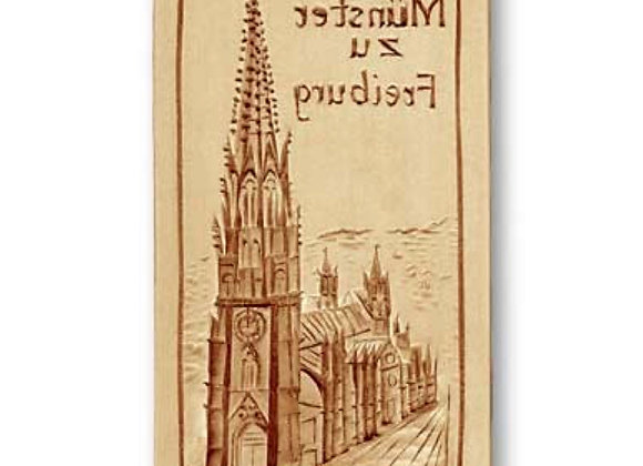 Freiburg Cathedral Munster Church springerle cookie mold by Anis Paradies 4629