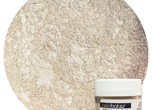 43-11532 Edible Luster Dust - Oyster Shell - by CK Products