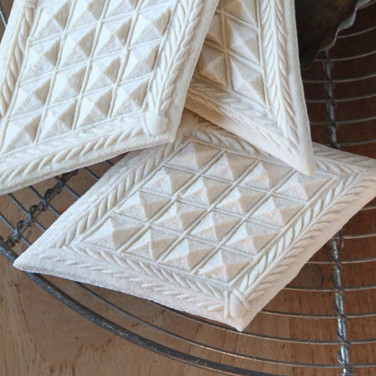 diamond pattern in diamond springerle co