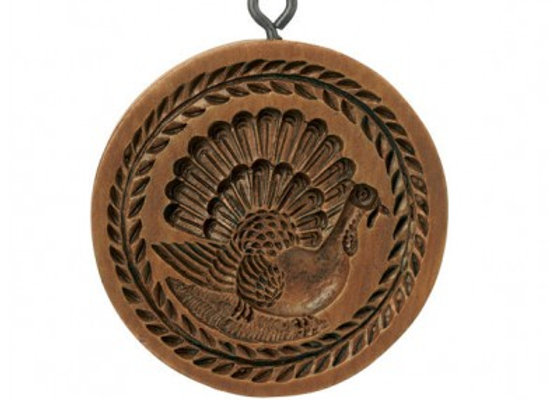 Turkey Springerle Cookie Mold  by House on the Hill M5689
