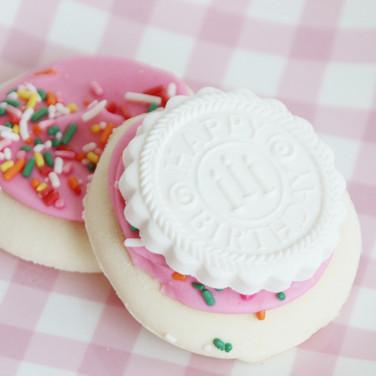 happy birthday springerle cookie mold 64