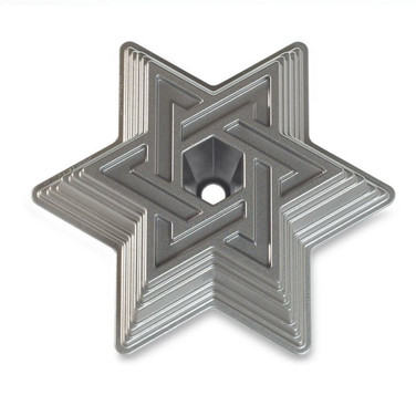 Star of David Cake Pan Hanukkah Gingerha
