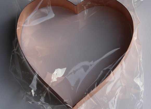 C5308 Pomegranate Heart copper cookie cutter by House on the Hill