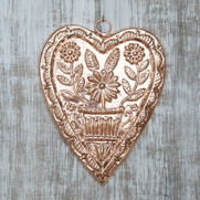 birth gramm swiss heart copper chocolate