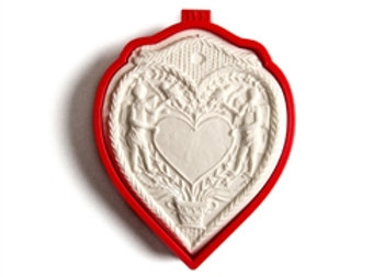 C - 5133 Custom Heart Tree of Life cookie cutter by Gingerhaus 17252