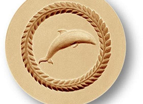 AP 3014 Dolphin springerle cookie mold by  Änis-Paradies
