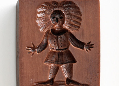 M5089 Strewwelpeter Springerle Cookie Mold  by House on the Hill