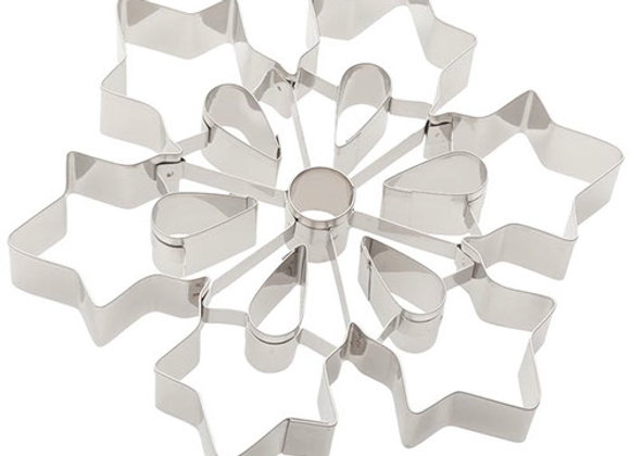 AT 14429 Eight Inch Large Snowflake Cookie Cutter by Ateco