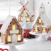Gingerhaus Gingerbread House Baking Kits