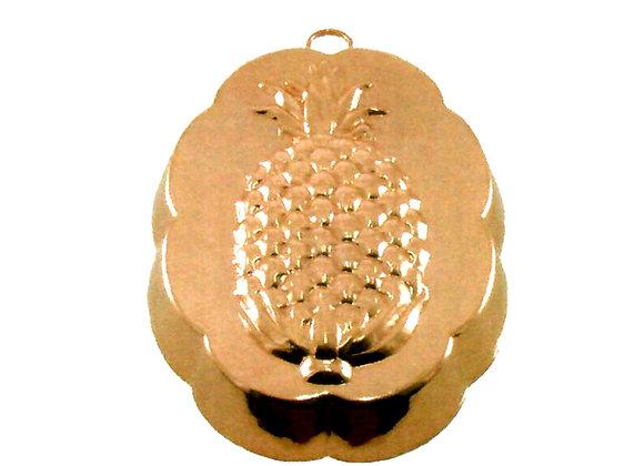 Swiss Pineapple Copper Choclolate Baking Mold Birth-Gramm BG1105