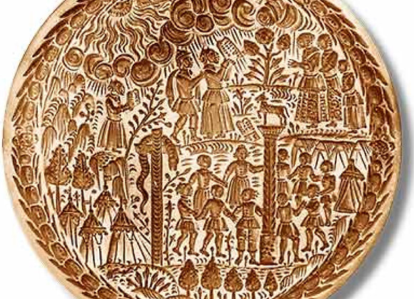 AP 1071 The Story of Moses springerle cookie mold by Anis-Paradies